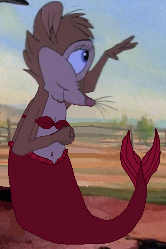 Mer Mouse Mrs Brisby By Jamnetwork Deviantart Com On