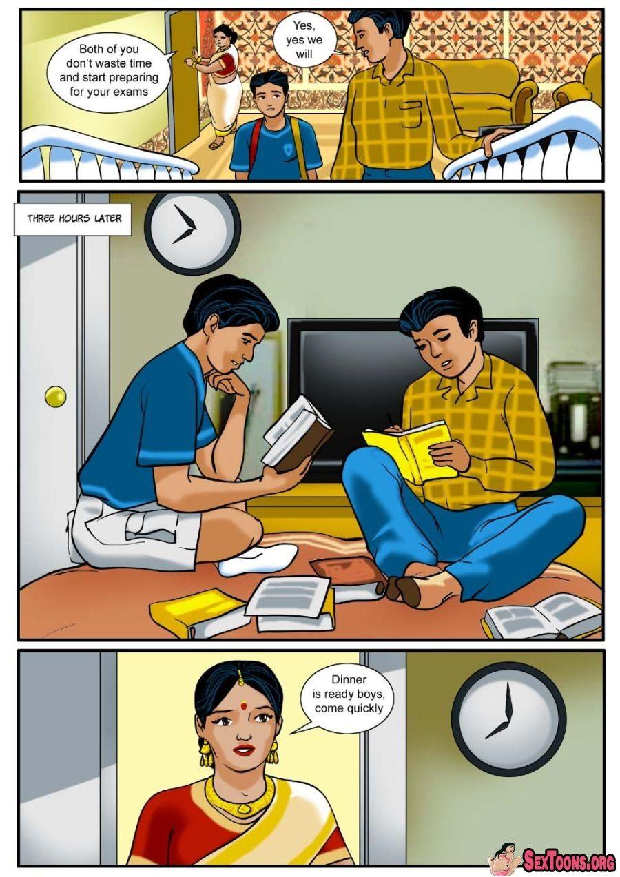 Episode 1 Page 005 In 2020  Tamil Comics, Comics Pdf -3488