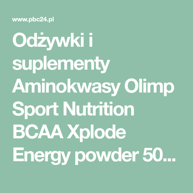 Bcaa Xplode Energy Powder 500g Energy Powder Fitness Nutrition Nutrition