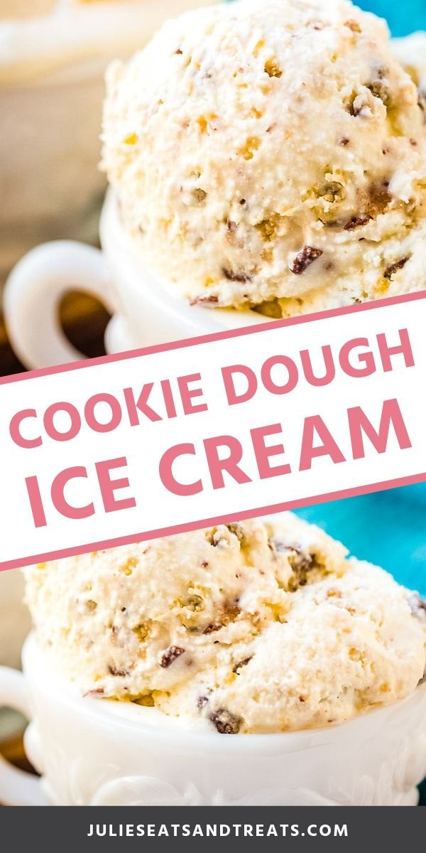 Cookie Dough Ice Cream