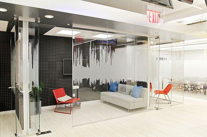 soundcloud s modern new york office design blitz san francisco