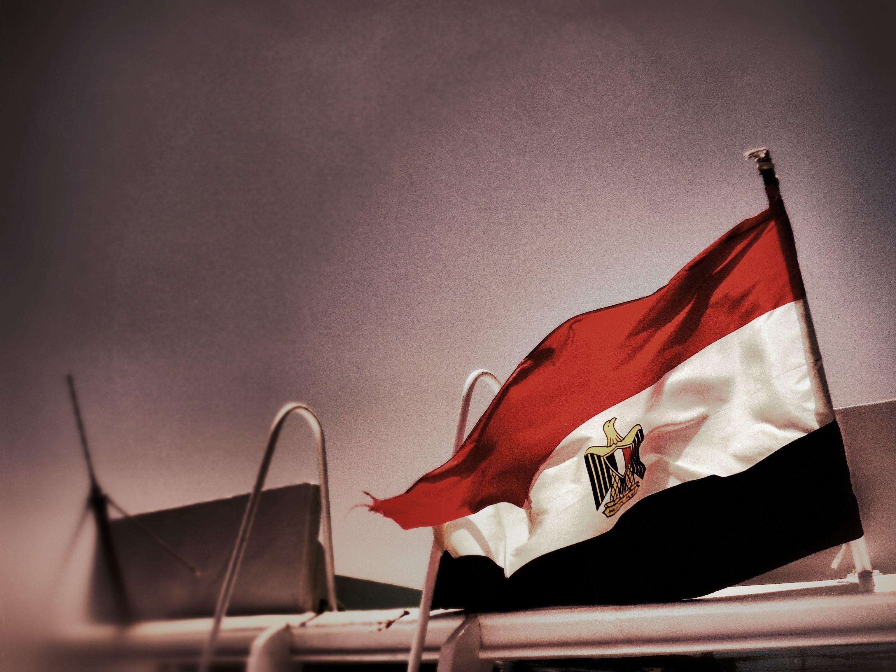 Egyptian Flag Egyptian flag, Egypt