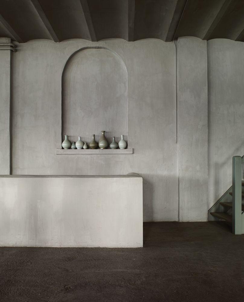 Interior Design Inspirations: Axel Vervoordt INTERIOR OF KANAAL LOFT, FROM WABI