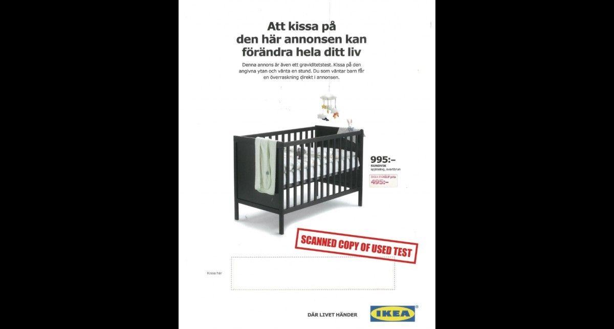 Ikea Pee Pad Cannes Lions International Festival Of Creativity