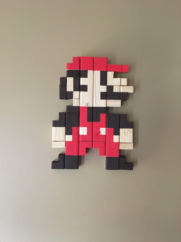 Pin On Archstar Wood Pixel Art