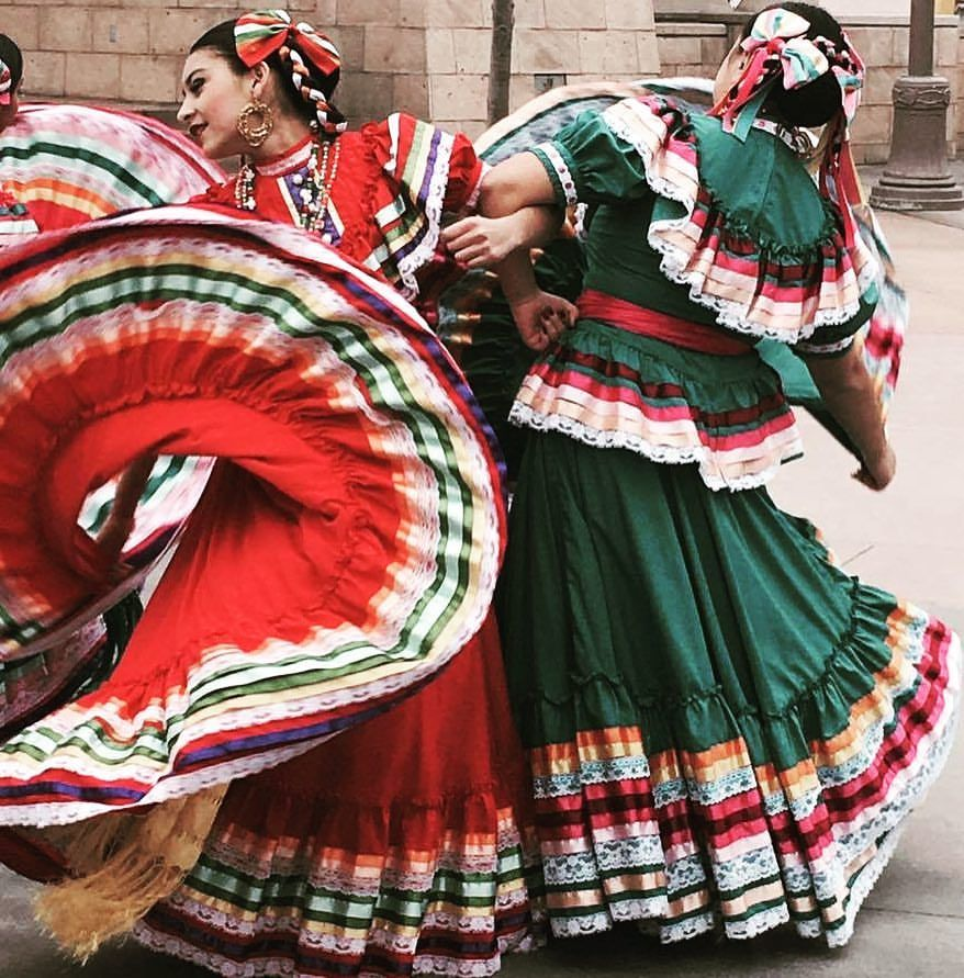 8 Ways To Help Your Child Succeed At Folklorico Dancing Ballet Folklorico De Los Angeles Ballet Folklorico Folklorico Dresses Dance