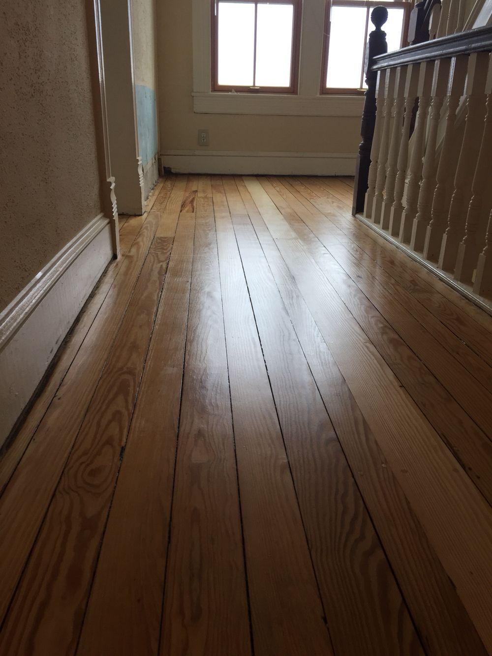 100y Old Refinished Pine Floor With Images Flooring Projects