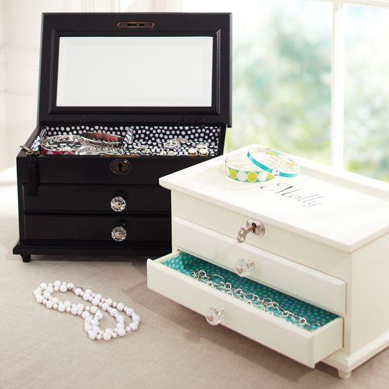 Teen Jewelry Box Chloe Jewelry Box $8900  Jewelry Boxes  Pinterest  Box Pb Teen