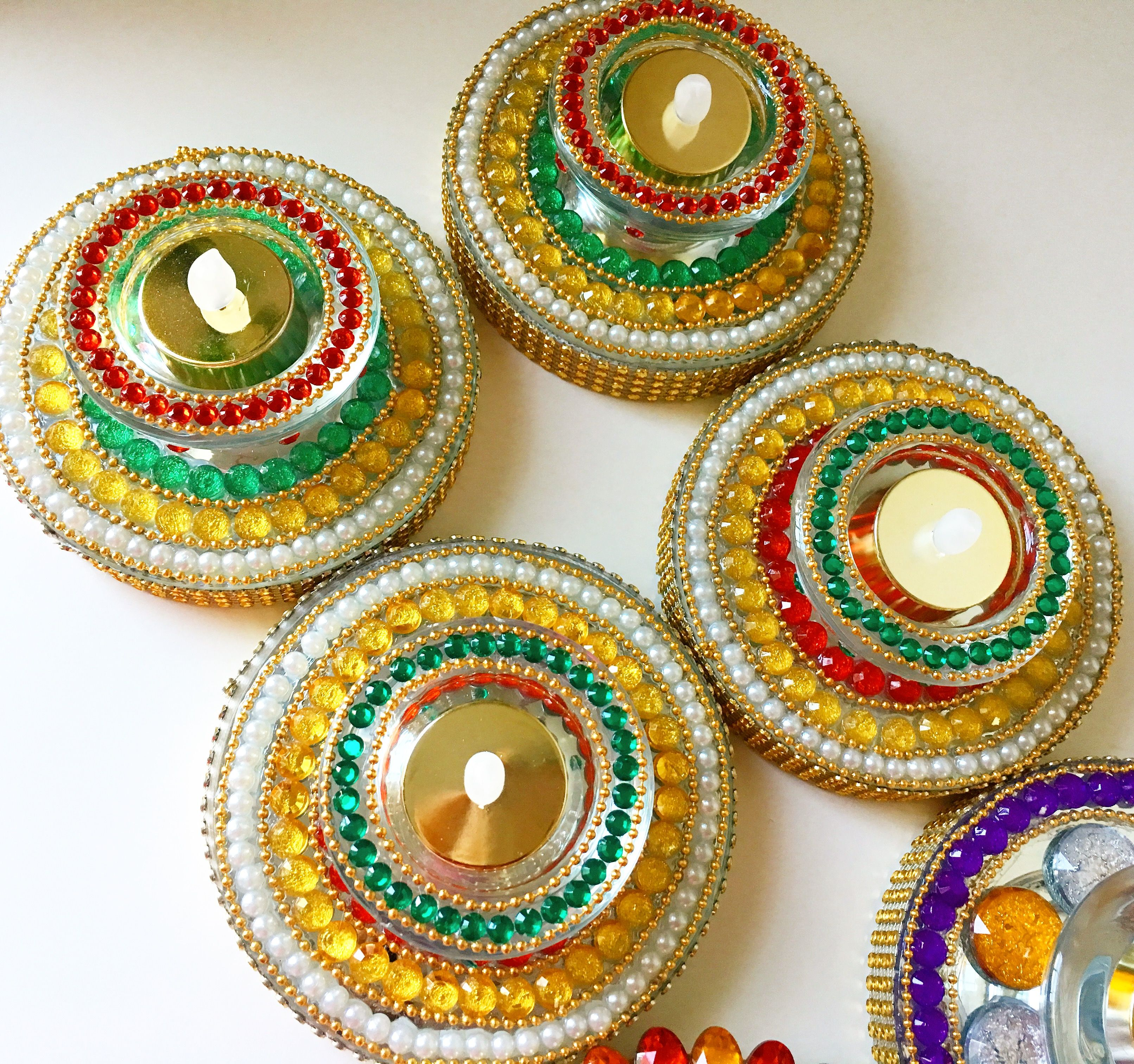 Candle holders Diwali Candle holders, Candles, Diwali