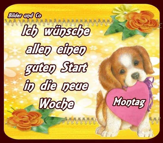 Montag Gb Pics Zitate Zu Guten Morgen Bilder Montag Und