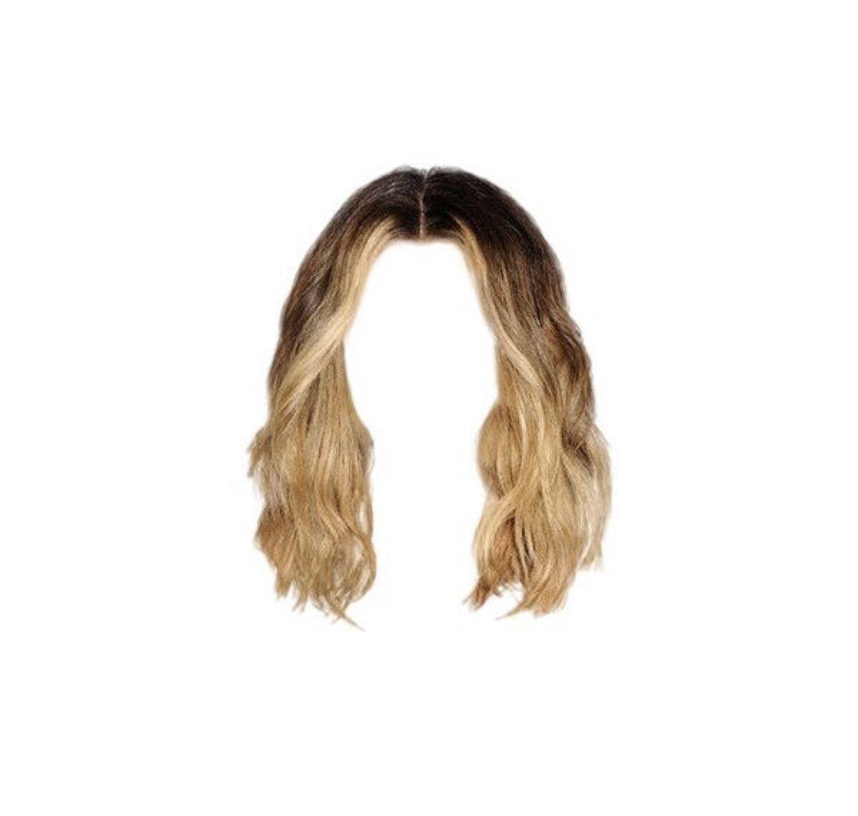 Blonde Hair Hair Png Hair Styles Blonde Wavy Hair