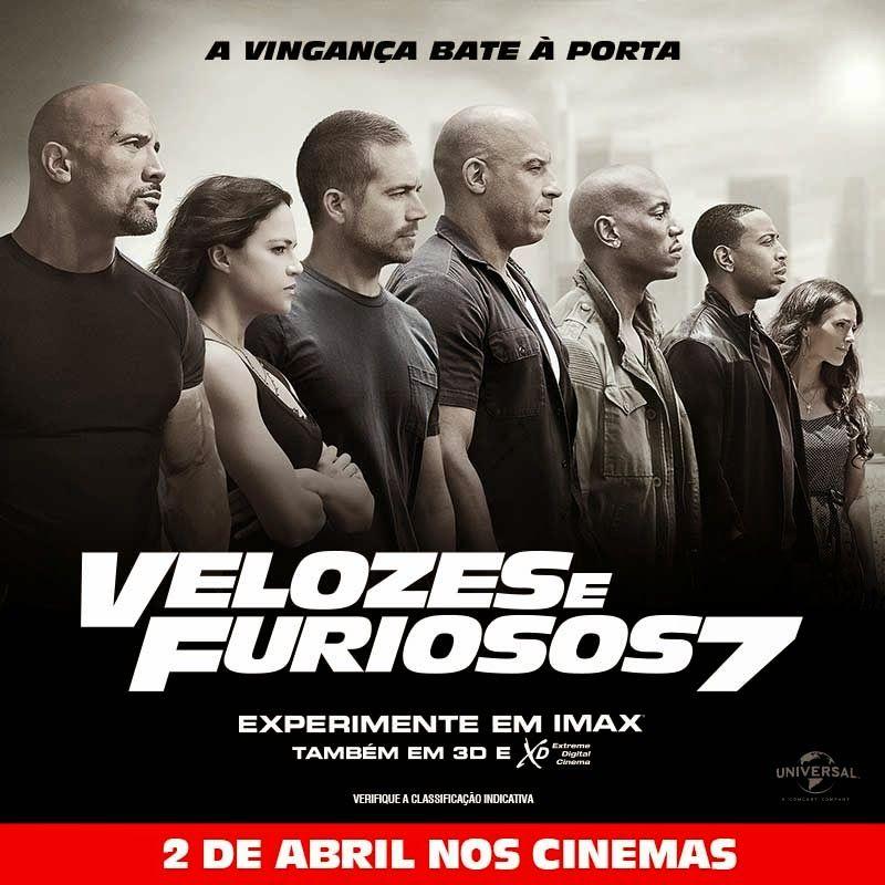 Velozes E Furiosos 7 Cineplaneta Com Imagens Posteres De