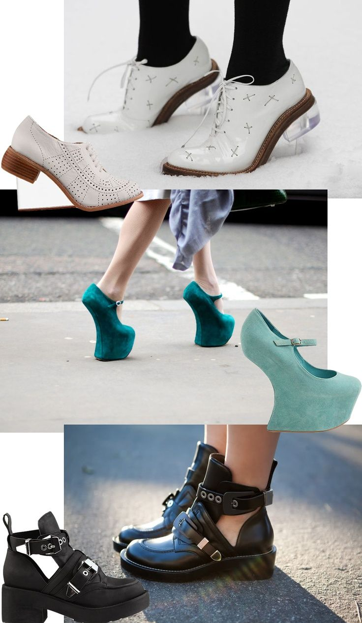 Jeffrey Campbell knock offs (With