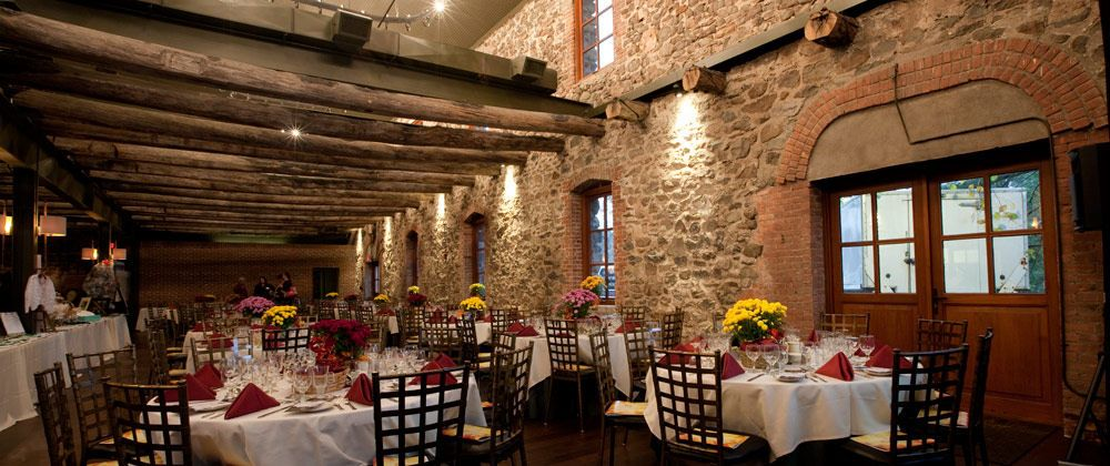 What A Place For Wedding Brotherhood Winerywedding