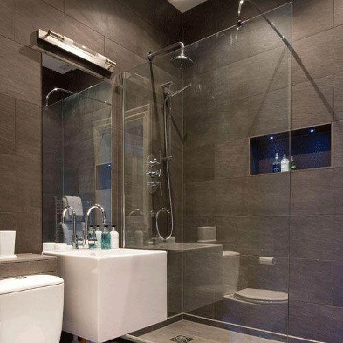 nieuwe badkamer met inloopdouche google zoeken
