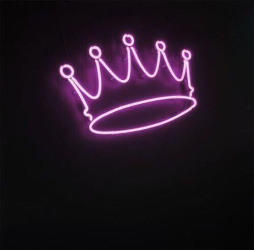 Shine My Crown Crown Shine My Crown In 2019 Neon Aesthetic