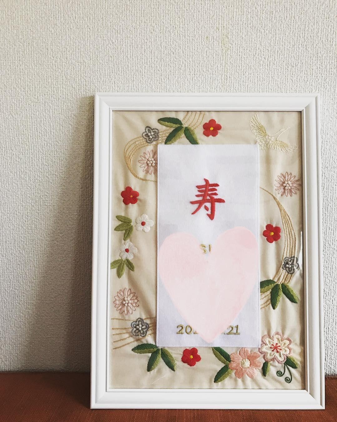 結婚式DIY】大流行!刺繍のウェルカムボードデザイン集