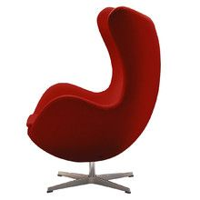 Ei Sessel Divina Egg Chair Von Fritz Hansen Living Pinterest