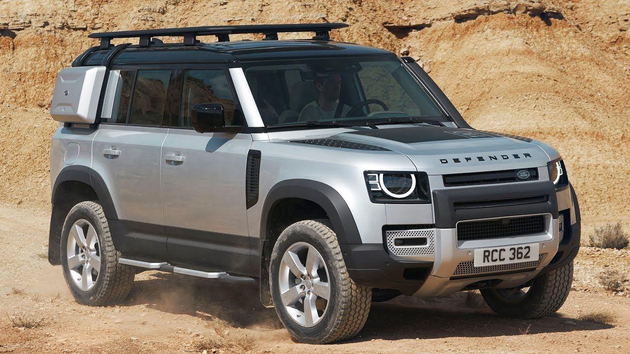 2020 Land Rover Defender New Land Rover Defender Land Rover Defender 110 New Land Rover
