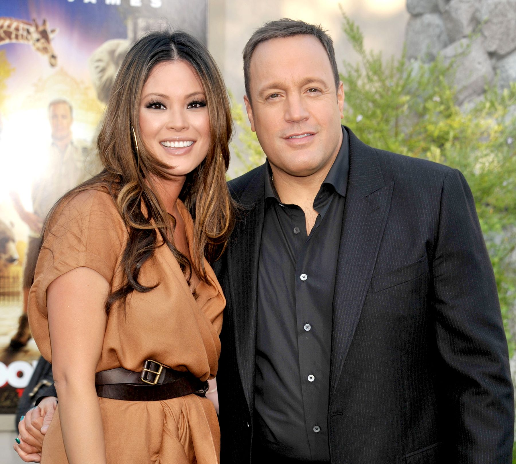 Kevin james 39 wife steffiana expecting their fourth child for How many kids does kevin james have