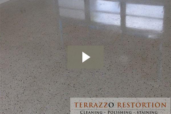 Terrazzo Floor Restoration Fort Lauderdale Terrazzo Floor