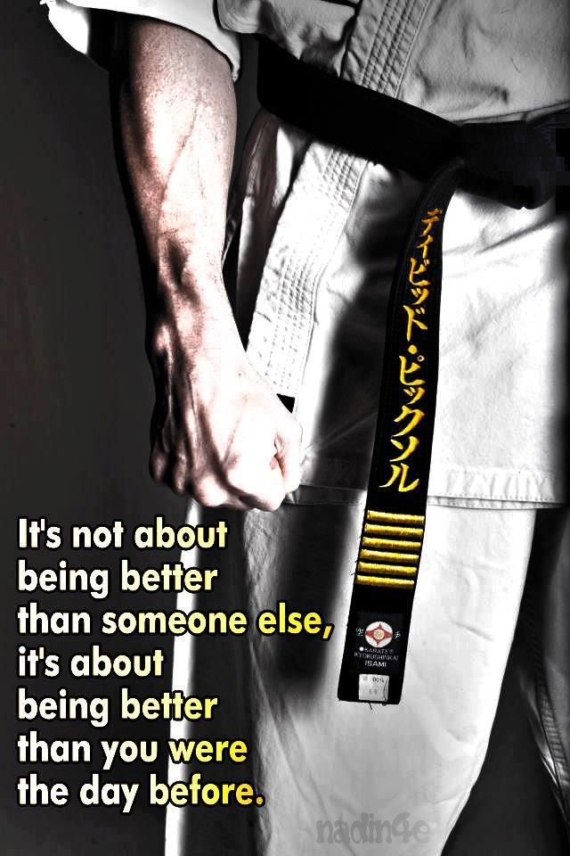 Pin By Mr Beans On Martial Arts Martial Arts Quotes Karate Quotes Taekwondo Quotes