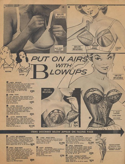 Put on Airs With Blowups