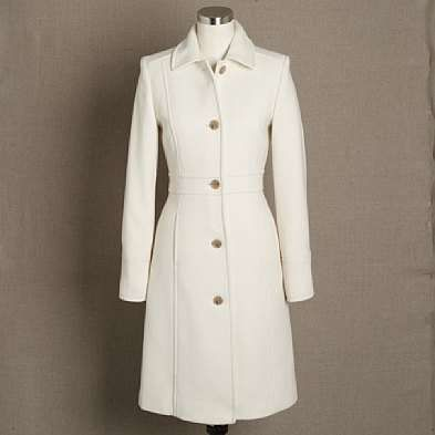 J Crew Lady Day Coat | Fall 2011 Wardrobe | Pinterest | Ladies day ...