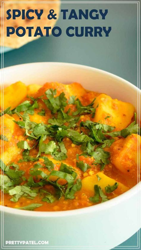 Potato tomato curry batata rassa gujarati recipe indian curry potato tomato curry batata rassa gujarati recipe indian curry vegan forumfinder Image collections