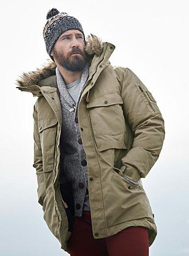 Coats 16 17 Long Live Winter   Simons  maisonsimons  Le31  coat  wintercoat   fall16  fashion  fjallraven 467ada4fac2