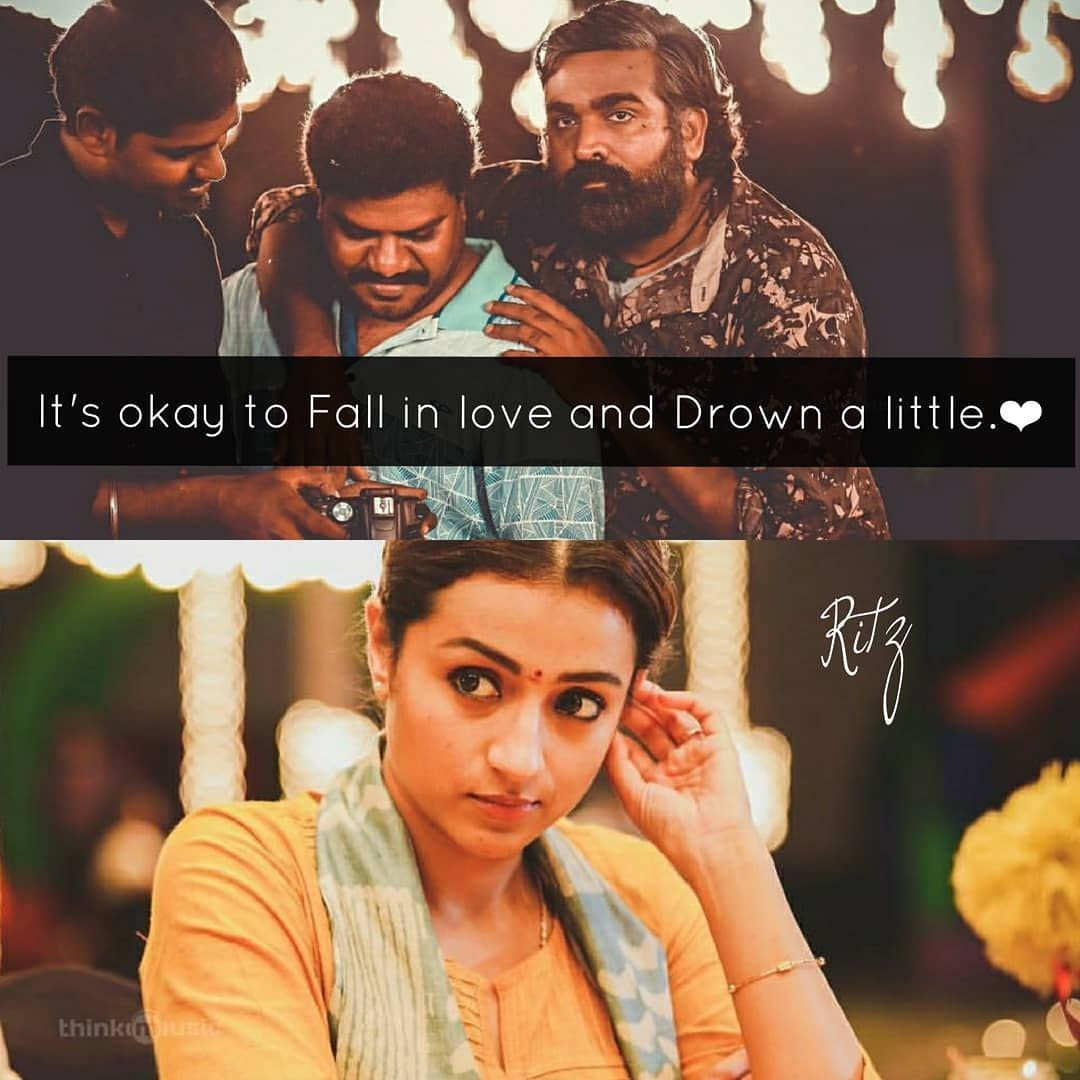 Yeah Sometimes Tamil movie love quotes, Movie love