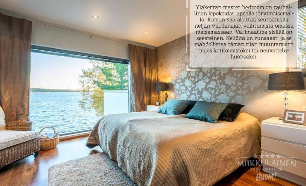 Kun rahasta ei ole puutetta - 4 suomalaista luksustaloa