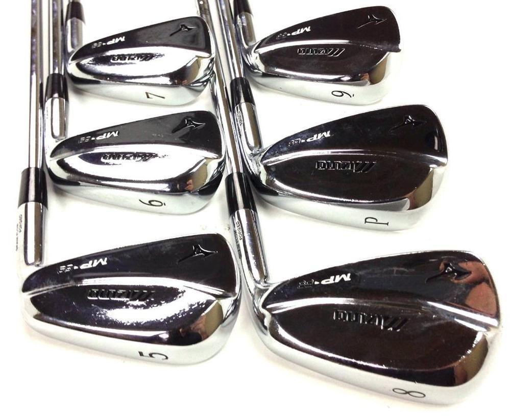 Mizuno mp 69 iron set 5pw 6pc dynamic gold s300 stiff