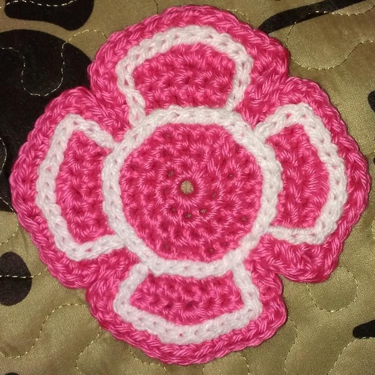 Firefighter Emblem / Maltese Cross - via @Craftsy crochet pattern ...