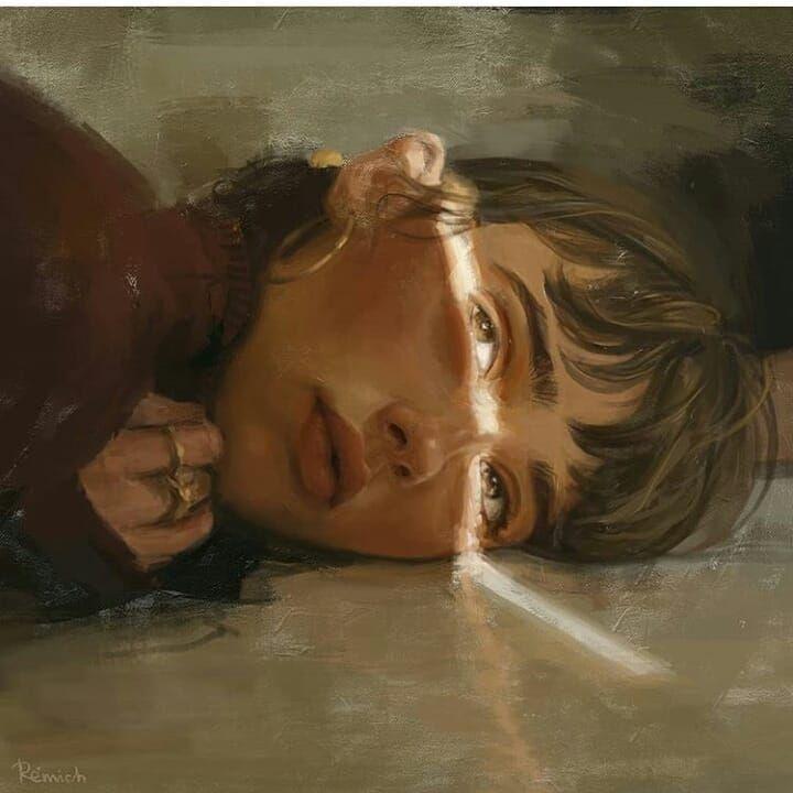 Portrait Art Painting - Portrait Art