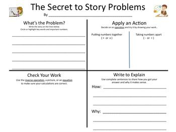 problem solving writing to explain