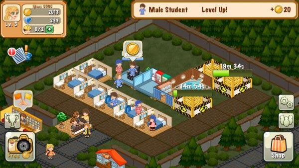 Hotel Story: Resort Simulation Apk Mod (Unlimited Gems ...