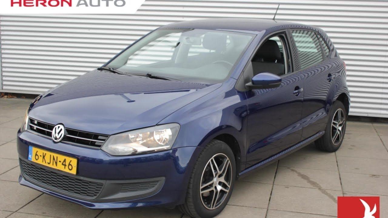 Volkswagen Polo 1 2 Tsi Bluemotion Edition 90pk Volkswagen Polo