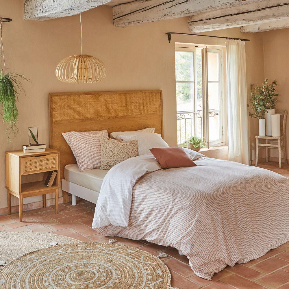 Sommier tapissier blanc Alinéa 12,5 cm en kit 160x200 cm