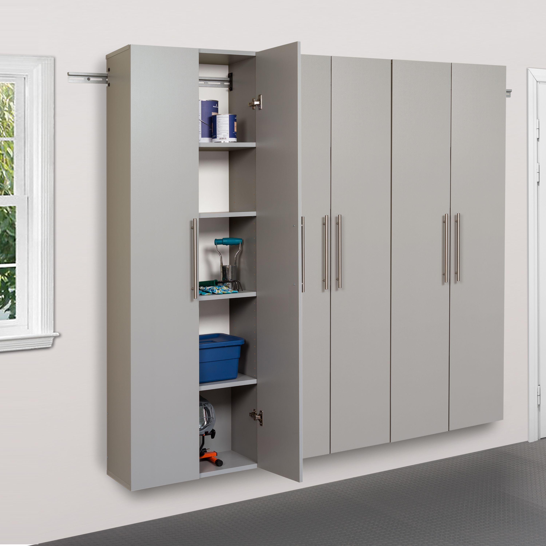 "Prepac HangUps 72"" Storage Cabinet Set C"