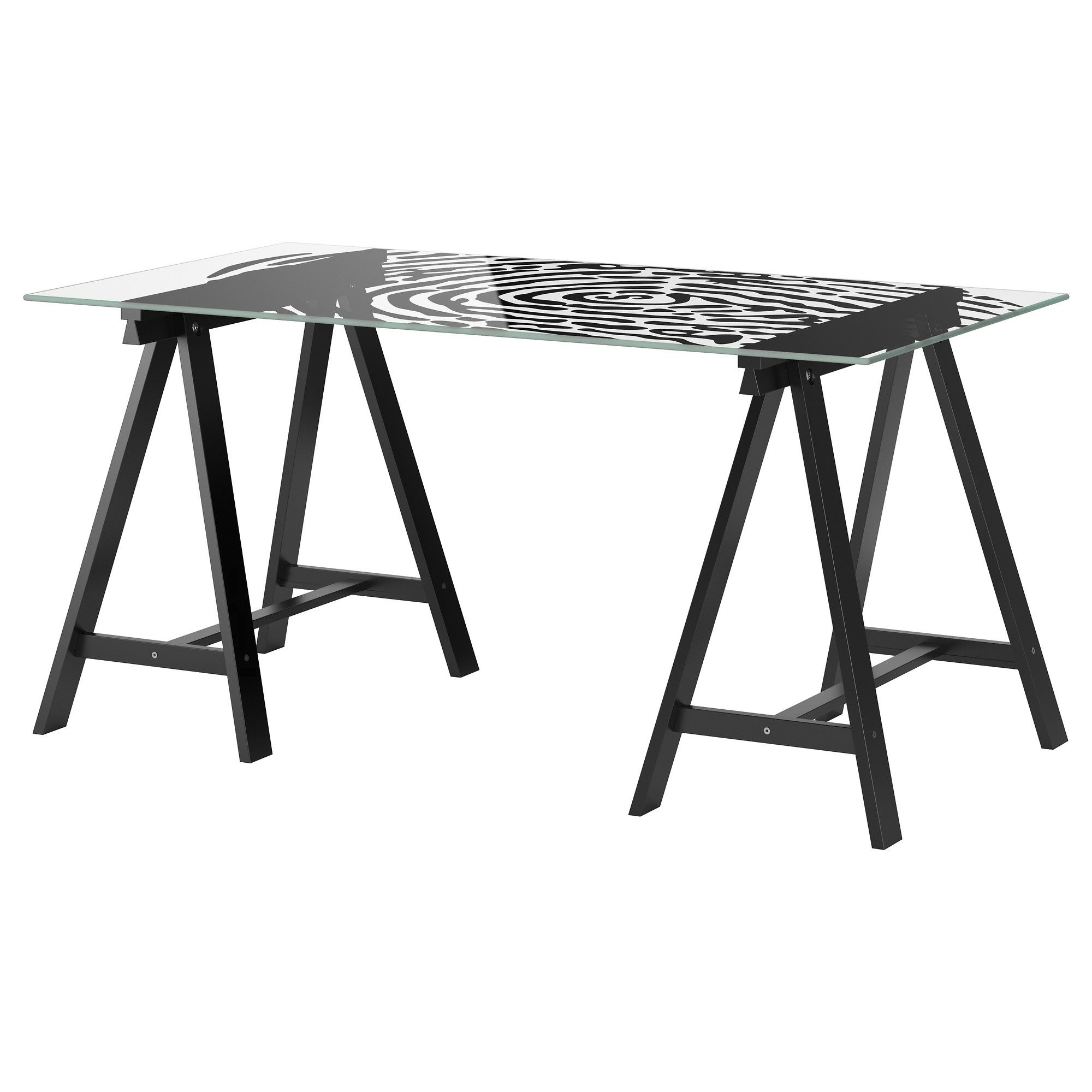 glass desk table tops. For The Basement, Lego Table? GLASHOLM/ODDVALD Table - IKEA Glass Desk Tops P