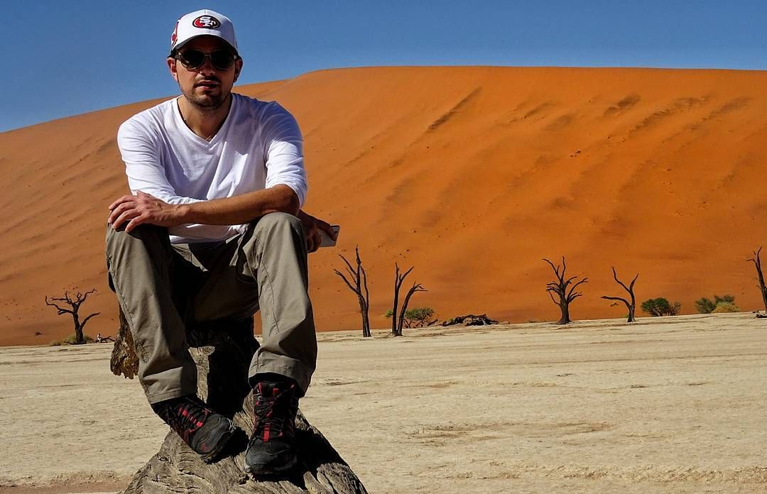 Benvenuti nel #deadvlei #namibia!  #Desert #deserto #namibdesert #sossusvlei #Travel #fluidtravel #fluidclick #africa #wonderfulplaces #placetovisit #todolist #ig_africa