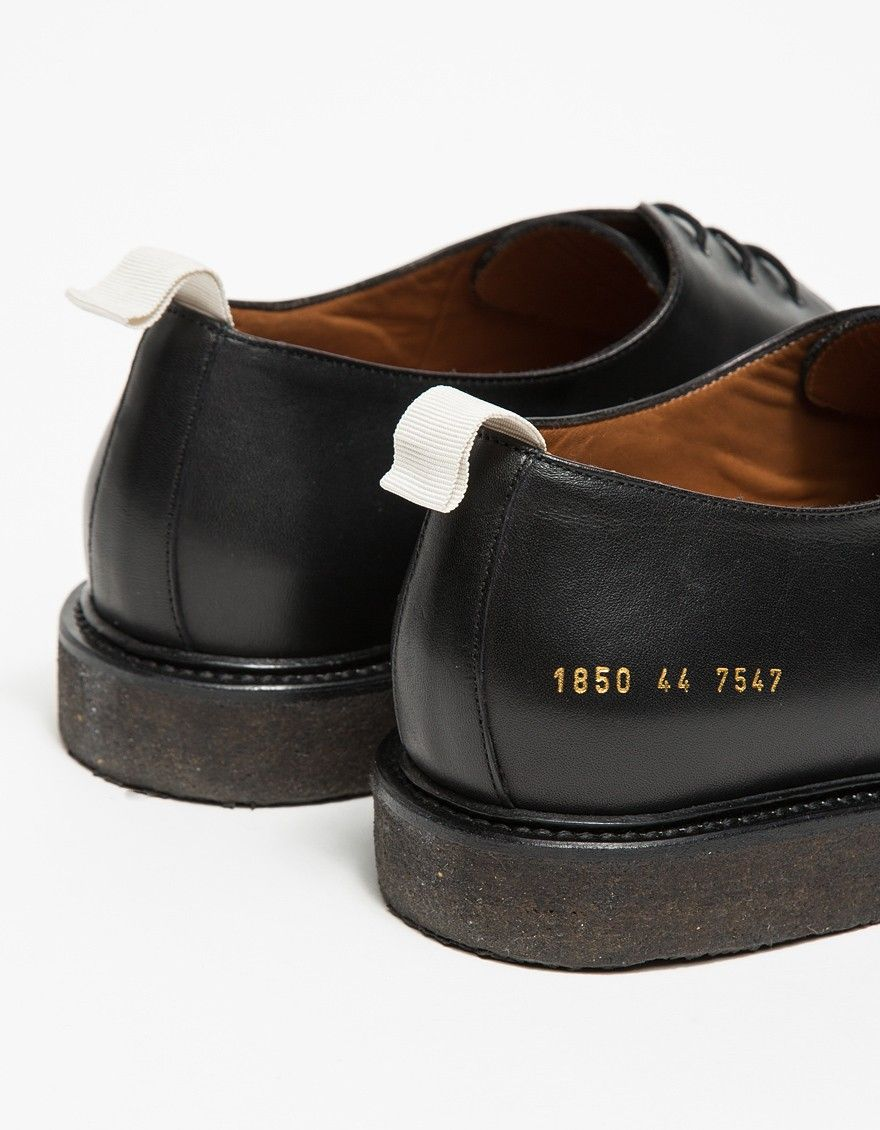 69961612f30f Common Projects   Cadet Derby in Black