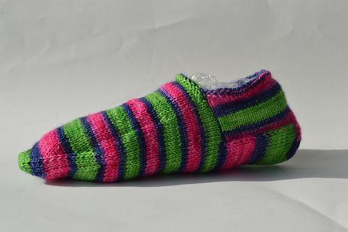 turkish bed sock 2-13-14 by MissJen1, via Flickr | Bed ...