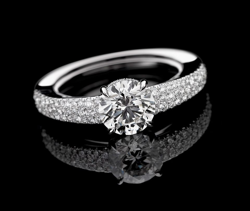 16 Examples Of Loved Diamond Ring Designs | Beautiful diamond ...