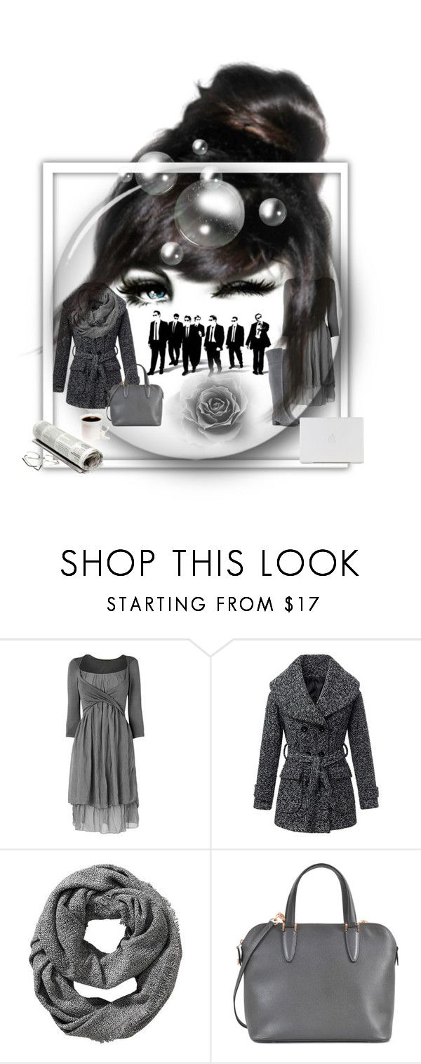"""""""Work Day"""" by bren-johnson ❤ liked on Polyvore featuring Phase Eight, Old Navy, Valextra and Gianvito Rossi"""
