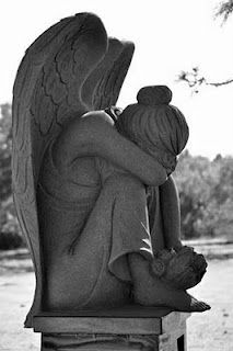 When the angels weep