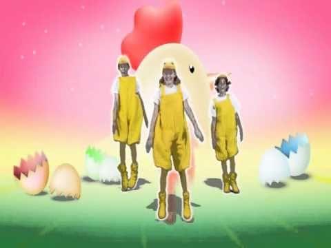 Just Dance Kids - The Chicken Dance (Birdy Song) (Wii Rip)