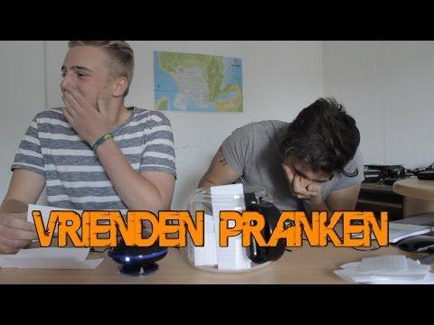 TELEFOON PRANK - met Kastiop [OPDRACHT] - YouTube