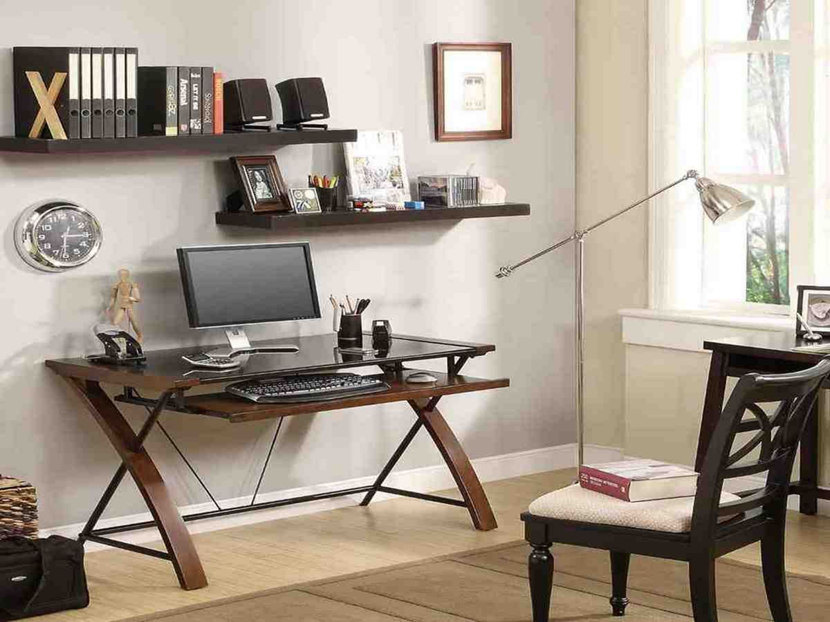 30 Best Popular Home Office Design Ideas For Comfortable in Work